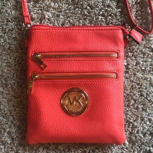 🧡Neon orange purse!!🧡